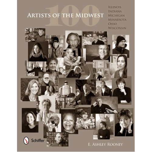 100 Artists of Midwest Book Cover Image