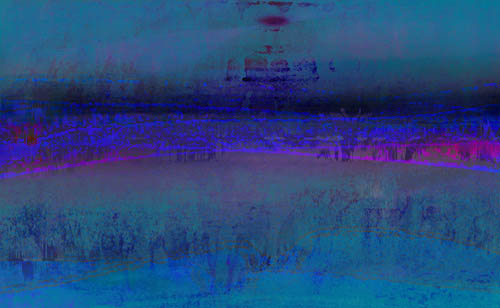 "Digital Image of ""Thermocline"""